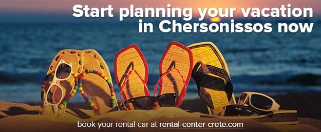 Start planning your holiday in Hersonissos with a rental car