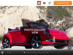 Image Gallery of rental model