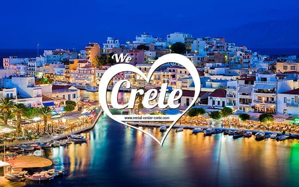 Wallpaper of Crete - Agios Nikolaos Port
