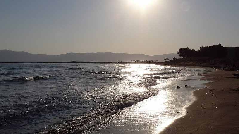 Kastelli Beach in Kissamos