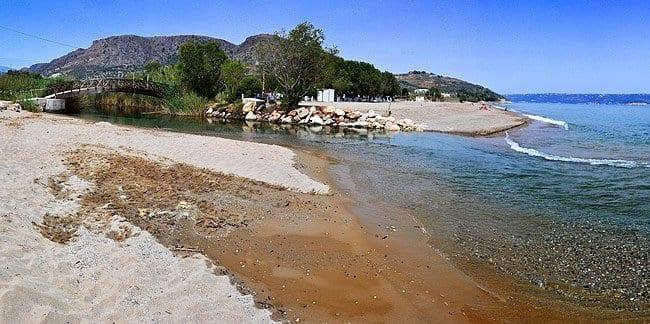 Kiani Akti Beach, Chania