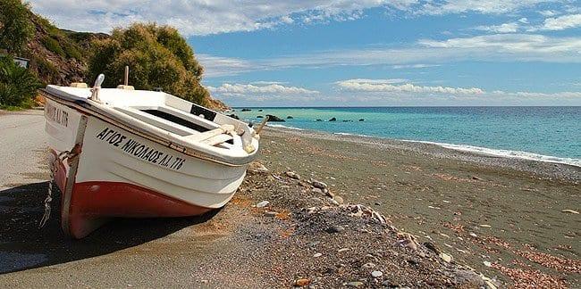 Tertsa Beach