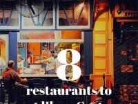 8 restaurants with Authentic Cretan Cuisine