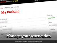 """Manage your Booking"" is ONLINE!"