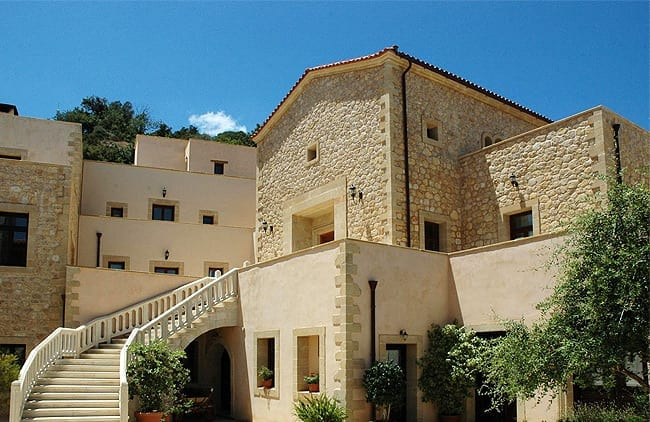 Chrysopigi Monastery Chania