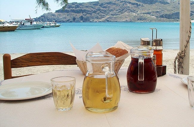 Cretan House Wine