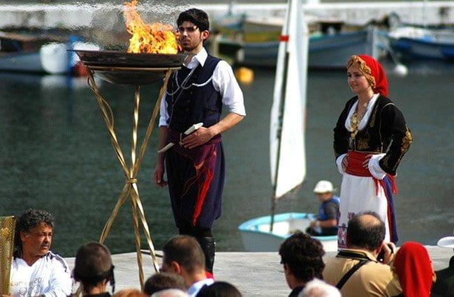 Traditional Cretan Costumes