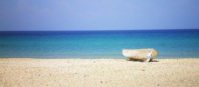 Gavdos Island Beach