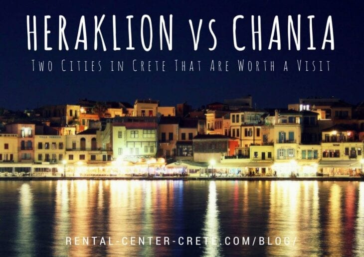 Heraklion VS Chania