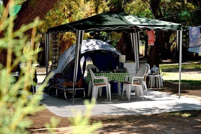 Mithimna Camping in Kissamos