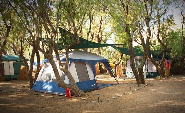 Nopigia Camping in Chania