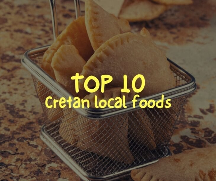 Best local foods in Crete