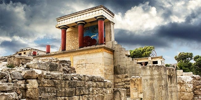 Knossos Palace Heraklion