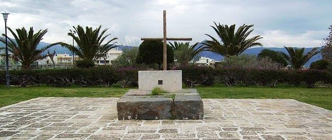 Nikos Kazantzakis Tomb