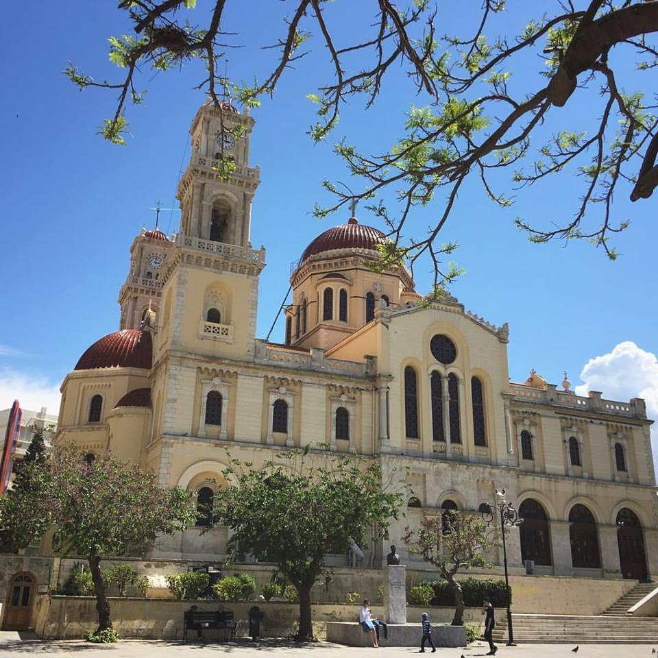 Cattedrale di San Minas a Heraklion