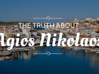 The Truth about Agios Nikolaos Crete