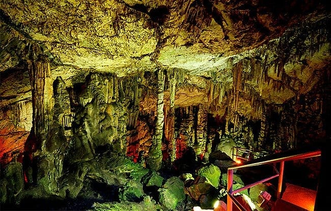 Ideon Andron - Cave - Rethymno