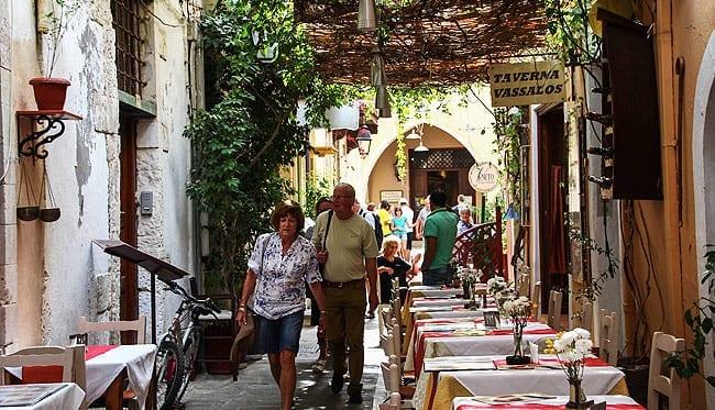 Old Town Rethymno - Tavernas
