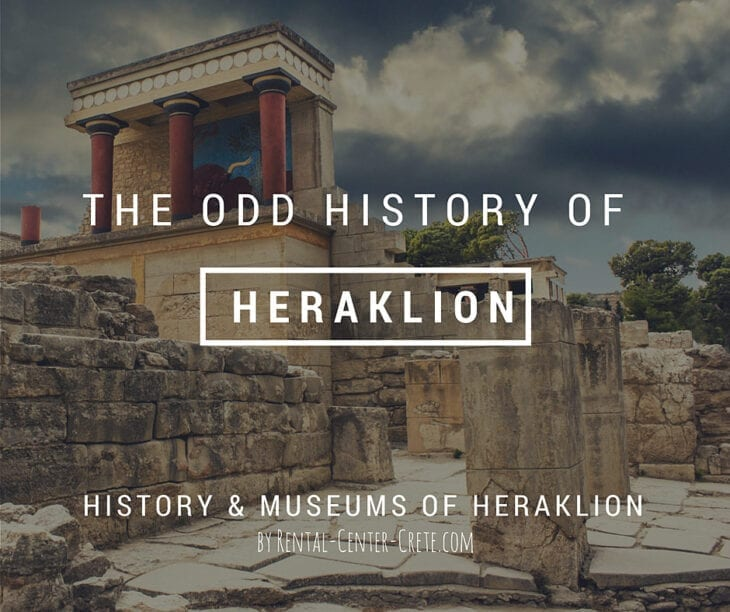 Best Car Sites >> The Odd History of Heraklion & its Museums | Blog