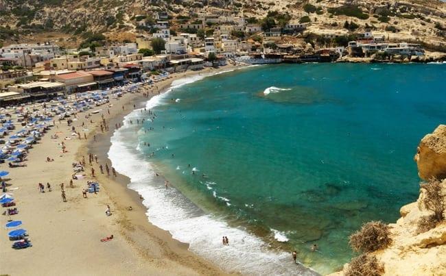 Matala Beach 1