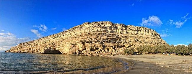 Matala Beach 3