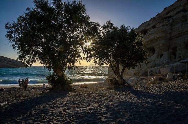 Matala Beach 4