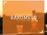Forget Raki! Rakomelo is the best Cretan Drink