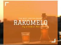 Forget Raki! Rakomelo is the best Cretan Drink