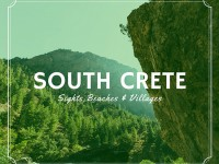 South Crete: Amazing sights, calming beaches & local villages