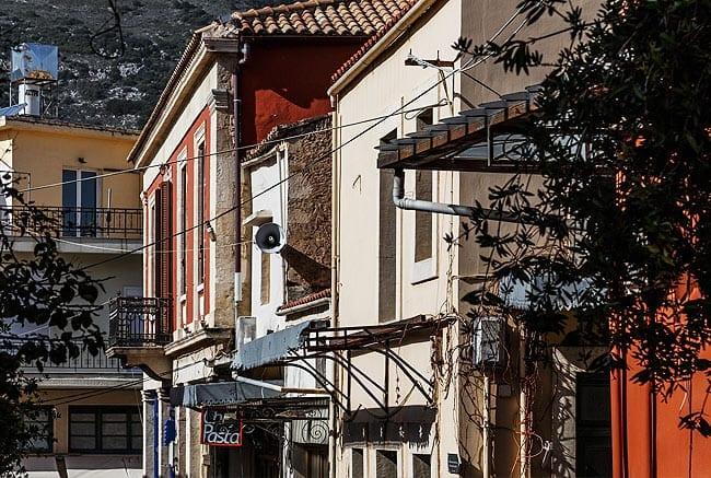 Buildings in Archanes