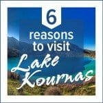 6 Reasons to Visit Lake Kournas in Crete
