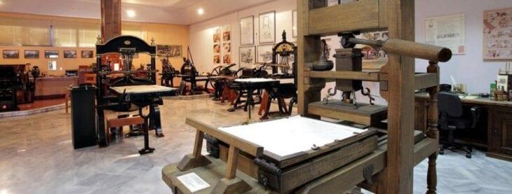 Museum of Typography - Chania - Crete