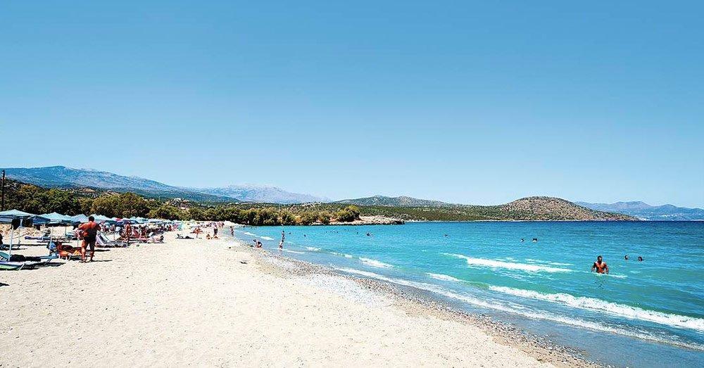 Istron Beach