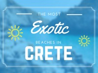 Most Exotic Beaches of Crete – Guide 2016