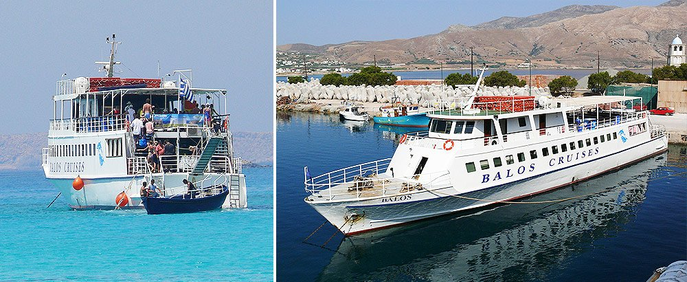 Balos Cruises
