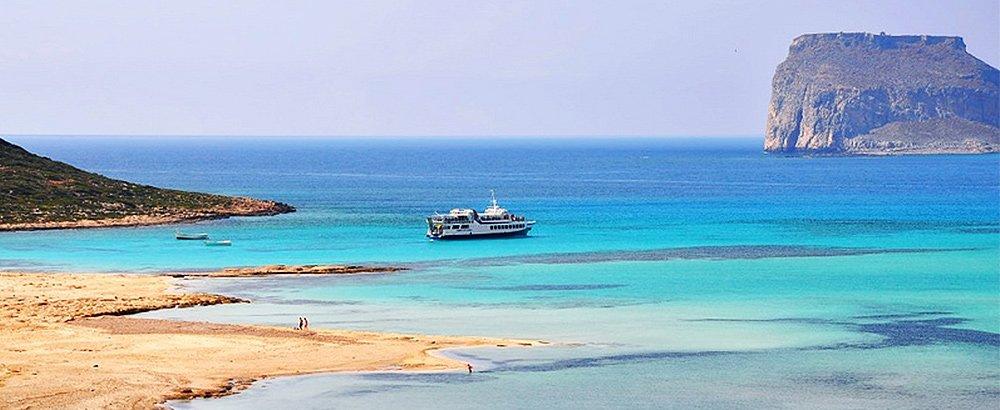 Boat Trip to Balos