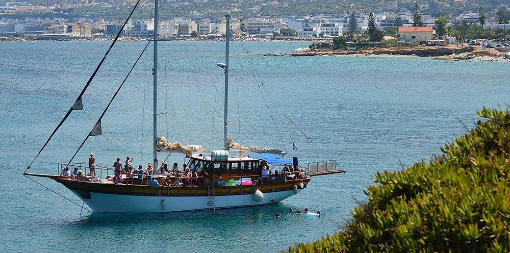 Chersonissos & Sissi Boat Trips