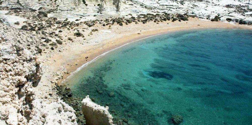 Makrigialos to Koufonisi Beach