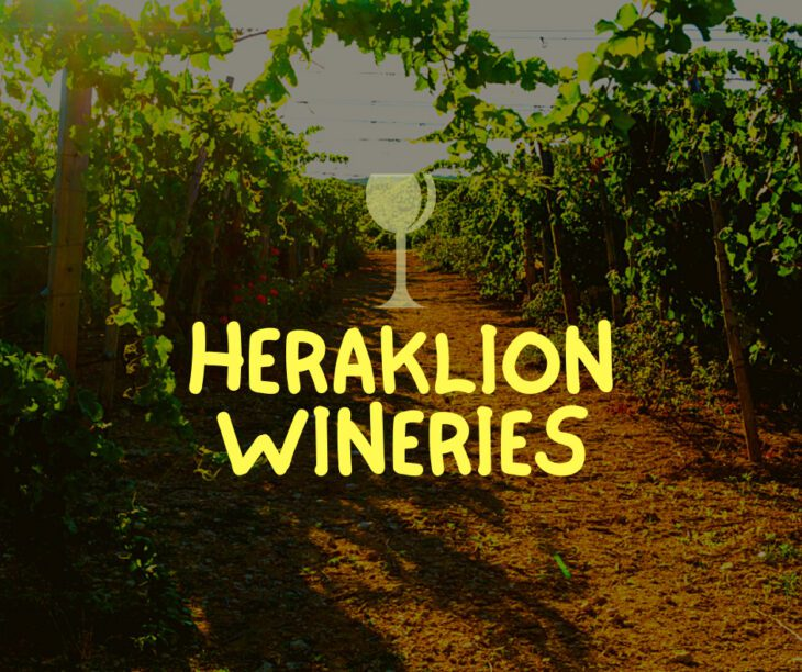 Heraklion wineries