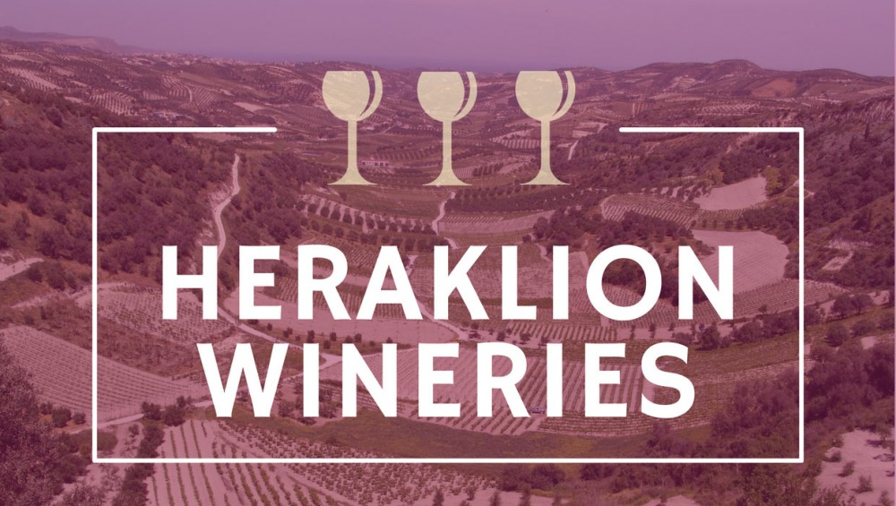 wineries in heraklion