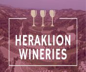 Winery Day Trip: Fantastic Heraklion Wineries