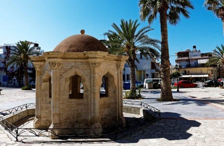 Ierapetra Ottoman mosque