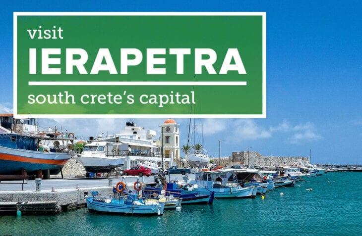 ierapetra - crete