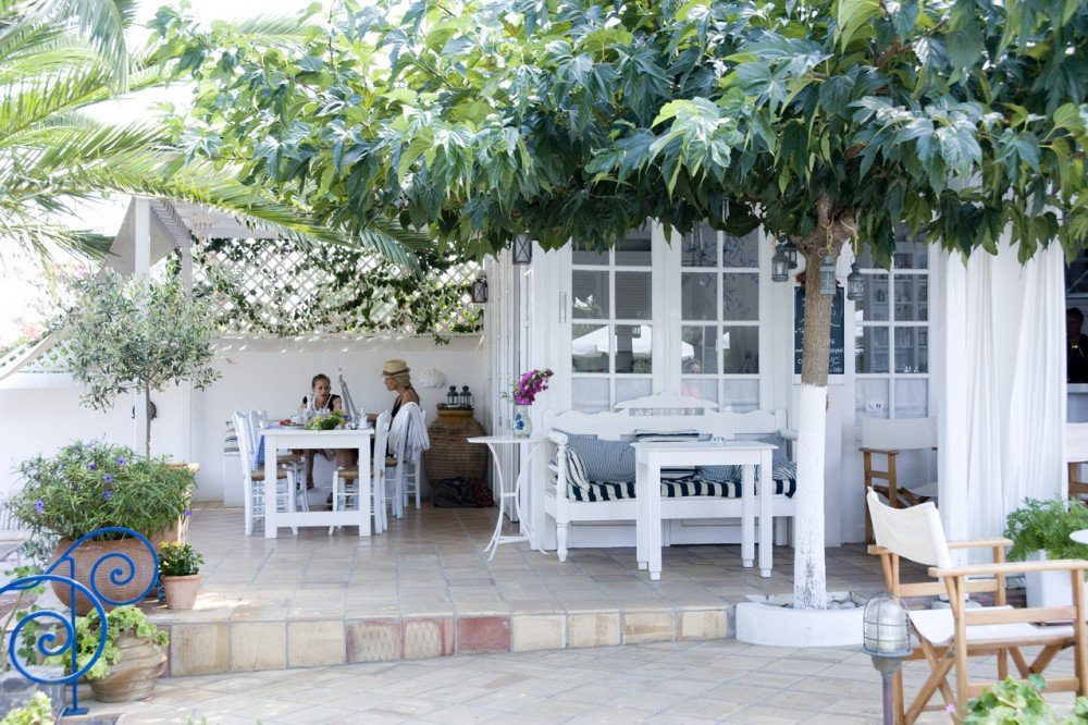 Family friendly holidays on Crete: Villa Ippocampi