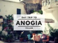Day Trip: Anogia Village