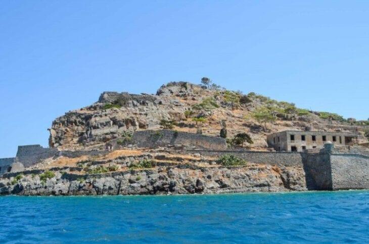 Spinalonga Leper Island