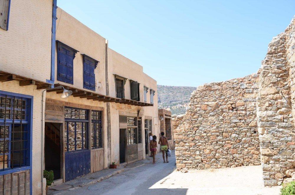 Spinalonga Island Crete-1