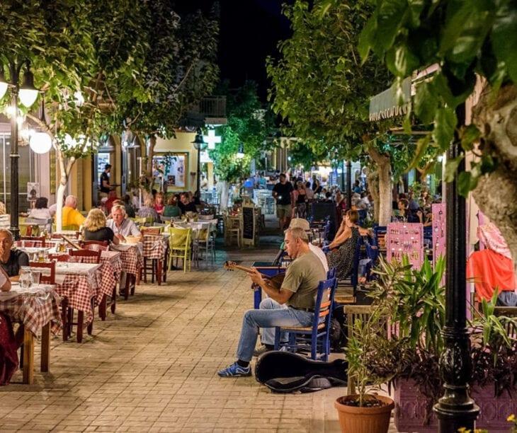 Panigiri (Festival) in Crete)