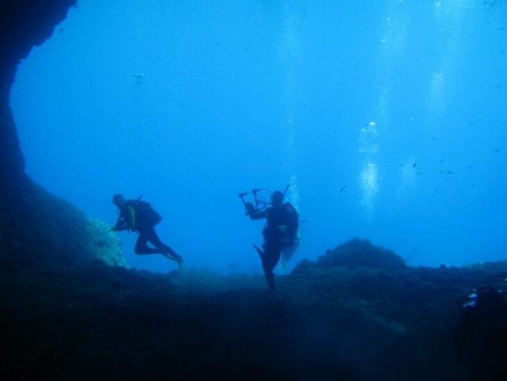 Immersioni a Creta