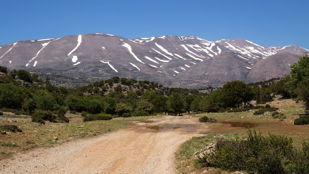 Psiloritis Mountain